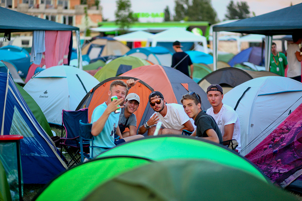 Basic Camping