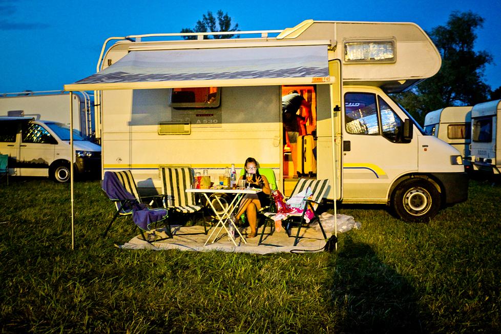 VIP Camping